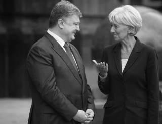 Дефолт уж близится, но МВФ не дремлет