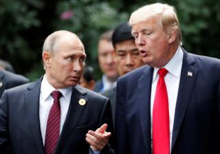 Путин почти убедил Трампа, что Россия не вмешивалась в выборы президента США. Позиция ЦРУ на этот счет не изменилась