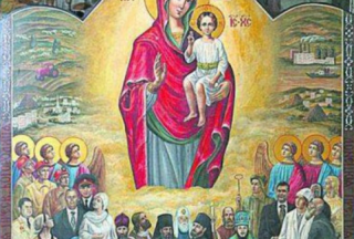 Греко-католики молятся на икону с Януковичем, - СМИ