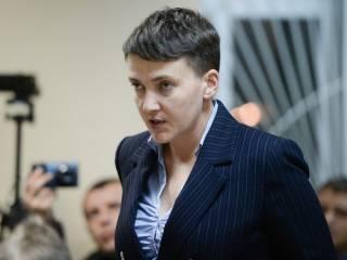 Посетители ночного клуба под Киевом стали свидетелями зажигательного танца Надежды Савченко