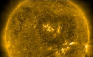 Астрономы уверяют, что на Солнце исчезли пятна