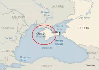 The New York Times опубликовала карту Украины без Крыма и сама не знает, как так получилось