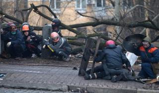 Рада приравняла пострадавших во время Майдана к участникам боевых действий