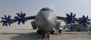 С украинского самолета Ан-70 снимут российские детали