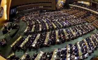 Комитет Генассамблеи ООН принял обновленную резолюцию по Крыму