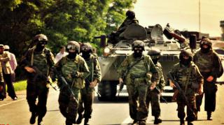 По уровню терроризма Украина приблизилась к Сомали и Ливии