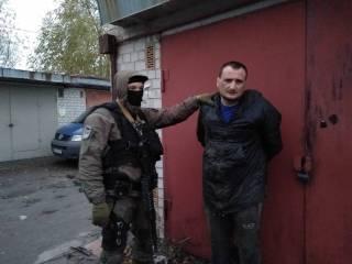 В Киеве задержали банду грузин, которые накануне отобрали у супружеской пары сумку с крупной суммой