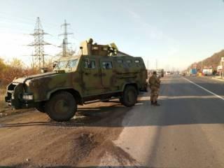 В ГПСУ подтвердили, что на Закарпатье проходит масштабная спецоперация. С привлечением бронетехники и авиации