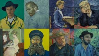 В Украине покажут уникальный мультфильм, в котором каждый кадр написан масляными красками