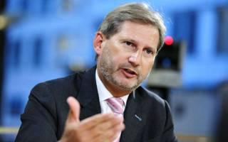 Еврокомиссар, шокированный работой НАПК, намекнул на то, что терпение международного сообщества не безгранично