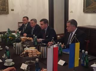 Пока представители Украины и Польши вели конструктивные переговоры, стало известно имя первого участника «списка Ващиковского»
