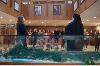 Более 40 тысяч украинских школьников в Нацбиблиотеке Украины для детей узнают о духовном наследии Афона