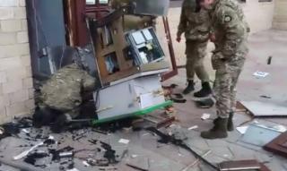 В Харькове и области за сутки взорвали два банкомата «ПриватБанка»
