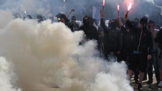 В СМИ заговорили о том, что в Киеве возрождают преступную группировку и даже намекнули, что в этом заинтересована власть