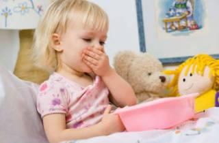 В одном из столичных детсадов бушует вирус, который на себе испытали уже 12 детей