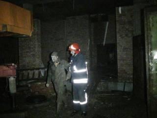 В Ивано-Франковске обрушилась стена новостройки. Один человек погиб, четверо травмированных
