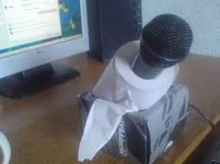 Подставка под микрофон
