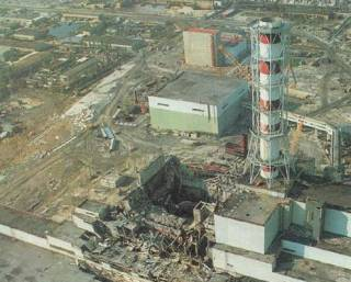 Шведские ученые считают, что 4 энергоблок Чернобыльской АЭС разрушился в результате ядерного взрыва