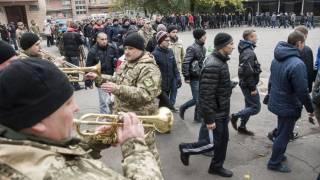 В Украине зафиксировано небывалое количество уклонистов и дезертиров