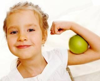 ТОП-10 самых полезных продуктов для детей