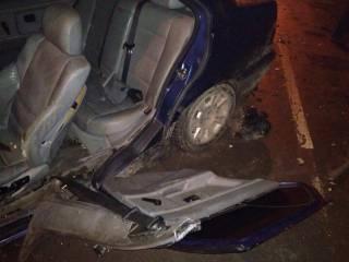 На Волыни пьяный полицейский спровоцировал смертельное ДТП. Уровень алкоголя в его крови превышал норму в 10 раз