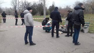 Николаевский пенсионер в парке выстрелил себе в голову, не желая обременять своих родных
