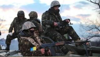 На Донбассе диверсанты напали на склад вооружения ВСУ