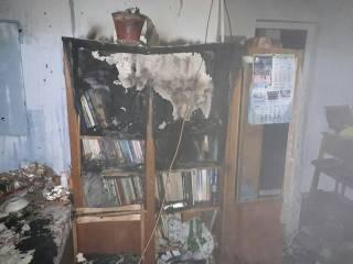 В Киеве на Троещине внезапно загорелась школа