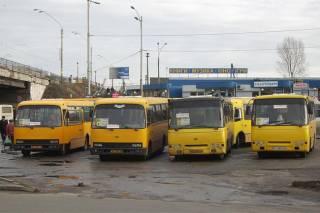 В КГГА признали, что 40% столичных маршруток работают незаконно