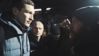Представители фанатских группировок остановили автобус «Шахтера» для серьезного разговора с игроками. «Горняки» пообещали исправиться