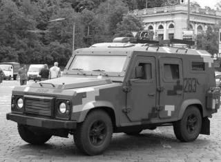 Украинский арсенал: семейство бронеавтомобилей «Козак»