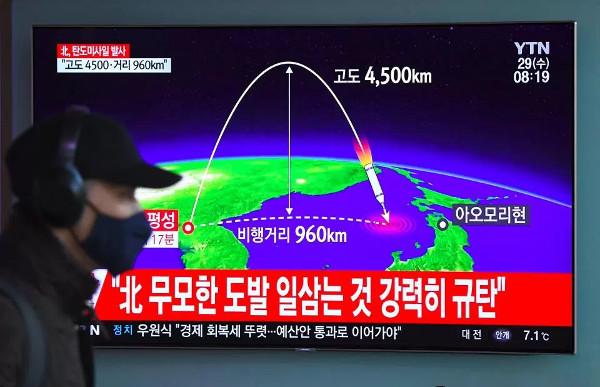 Северная Корея объявила озавершении «создания ядерного вооружения»