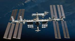 На корпусе МКС нашли нечто странное и возможно даже внеземное
