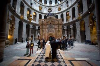 Греческие ученые довольно точно определили возраст Гроба Господня