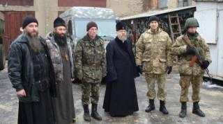 Митрополит Онуфрий рассказал, как живет православная церковь в зоне АТО