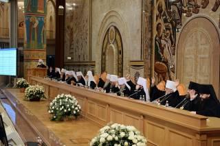 РПЦ отныне будет почитать многих православных святых Украины