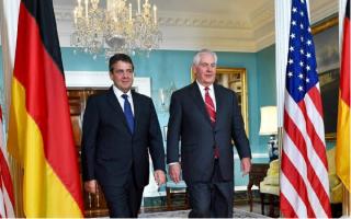 Германия и США договорились о миротворческой миссии на Донбассе