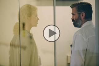 Появился украинский трейлер фильма «Убийство священного оленя» с Николь Кидман и Колином Фарреллом
