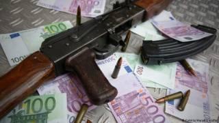 В украинской армии участились кражи оружия и боеприпасов. Причина простая