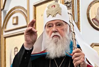 Глава УПЦ КП Филарет: Примирения не случилось. РПЦ доверять нельзя