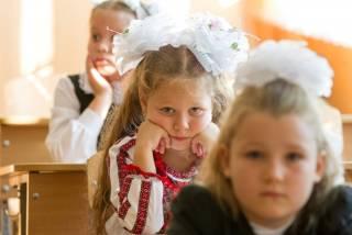 В Черкассах пятиклассница держала в страхе всю школу, едва успев туда перевестись