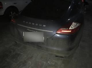 Неизвестные в Киеве расстреляли автомобиль лидера «Динамо»