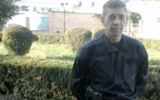 Охранник, которого застрелил грабитель ювелирки, оказался ветераном АТО, прошедшим Иловайск и Дебальцево