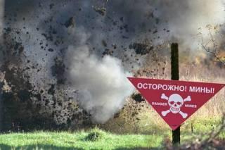 Украина вышла на первое место в мире по количеству жертв подрывов на минах