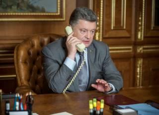 «Пошел ты в задницу». Пранкер разыграл Порошенко от имени премьера Грузии. Поговорили о Саакашвили