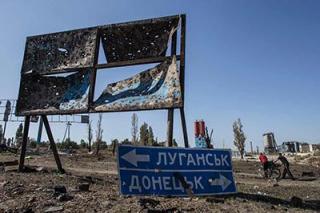 Боевики на Донбассе выпускают по нашим позициям запрещенные фосфорные мины