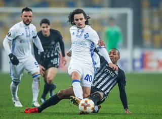 Лига Европы: Решилась судьба «Динамо» и «Зари»