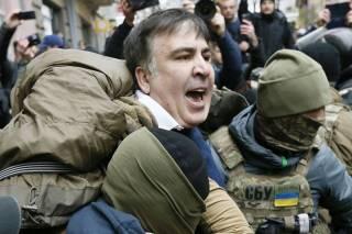 Саакашвили задержан и помещен в СИЗО