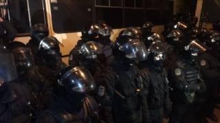 Сторонники Саакашвили собираются возле СБУ и, возможно, готовятся к штурму, - СМИ