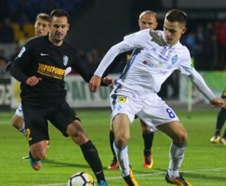 УПЛ: «Динамо» приблизилось к «Шахтеру» после невероятного провала «горняков» в Запорожье